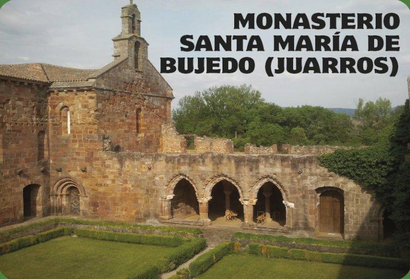 Resultado de imagen de Monasterio de Santa María de Bujedo